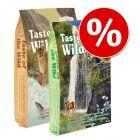 Probeerpakket: 2 x 2 kg Taste of the Wild Droog Kattenvoer