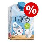 Probeerprijs! Catessy Kattenmelk