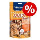 € 0,99! Probeerprijs Vitakraft Pure Duck Bonas