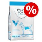 Probierangebot: 1kg Concept for Life Veterinary Diet Weight Control