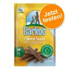 Probierknaller! Barkoo Dental Snacks - 7 Stück