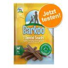 Probierknaller! Barkoo Dental Snacks - 7 Stück