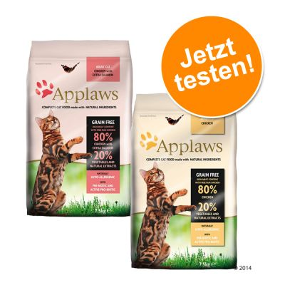 Applaws Katzenfutter Im Günstigen Probierpaket