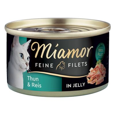 Probiermix Miamor Feine Filets 12 x 100 g