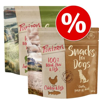 Probiermix Purizon Snacks 2 x 100 g