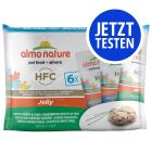 Probierpaket Almo Nature HFC Pouch, Thunfisch