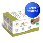 Probierpaket: Applaws Cat Paté 7 x 100 g