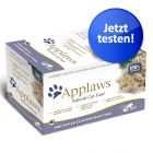 Probierpaket: Applaws Cat Pot Selection 8 x 60 g
