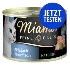 Probierpaket Miamor Feine Filets Naturelle 12 x 156 g