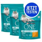 Probierpaket Purina ONE, 3 x 800 g
