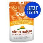 Probierpaket Almo Nature Daily Menu Pouch 6 x 70 g