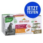 Probierpaket Almo Nature HFC Natural Made in Italy 4 x 70 g