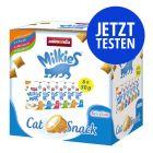 Probierpaket Animonda Milkies Knuspertaschen