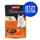 Probierpaket Animonda Vom Feinsten Adult Feines mit Filet 8 x 85 g