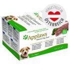 Probierpaket Applaws Dog Paté 5 x 150 g