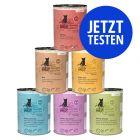 Probierpaket catz finefood Dosen 6 x 400 g