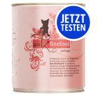 Probierpaket catz finefood Dosen 6 x 800 g