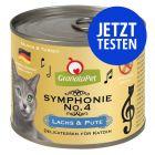 Probierpaket GranataPet Symphonie 6 x 200 g