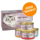 Probierpaket My Star Mousse Gourmet Dose 4 x 85 g