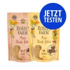 "Probierpaket Rosie's Farm ""Mini Steak Bites"" 2 x 70 g"