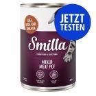 Probierpaket Smilla Multifleischtöpfchen 6 x 400 g