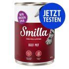 Probierpaket Smilla Rindtöpfchen 6 x 400 g