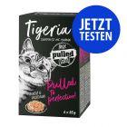 Probierpaket Tigeria Pulled Meat 6 x 85 g