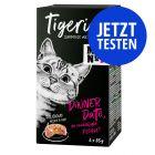 Probierpaket Tigeria 6 x 85 g