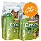 Probierpaket Versele-Laga Crispy Kaninchen