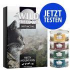 Probierpaket Wild Freedom Instinctive Adult 6 x 70 g