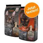 Probierpaket 2 x 1,8 kg / 2 kg Leonardo Trockenfutter Mixpaket