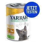 Probierpaket Yarrah Bio Pâté 6 x 400 g