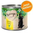 Probierpreis Feringa Bio Menü Kitten 6 x 200 g