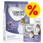 Probierset Concept for Life Beauty