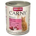 Probno pakiranje Animonda Carny Adult 6 x 800 g