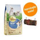 Probno pakiranje: Vilmie hrana za glodavce + Mr. Woodfield kreker