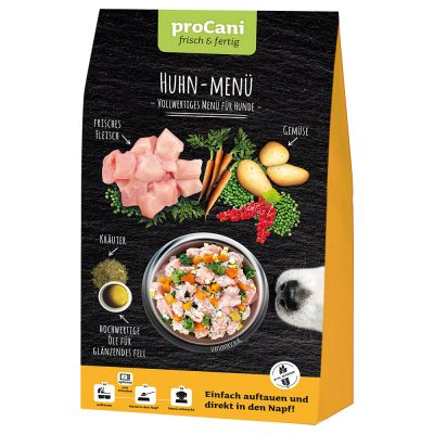 proCani Mix-Pakket Menu Nuggets Hondenvoer