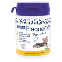 ProDen PlaqueOff Dental Care Powder for Dogs & Cats