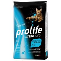 Prolife Cat Grain Free Sensitive Sterilized Sogliola & Patate