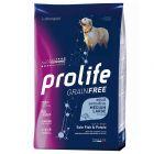 Prolife Grain Free Adult Sensitive Medium/Large Sogliola & Patate
