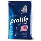 Prolife Sensitive Puppy Medium/Large Agnello & Riso