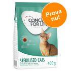 Prova nu! 400 g Concept for Life torrfoder för katt till sparpris!