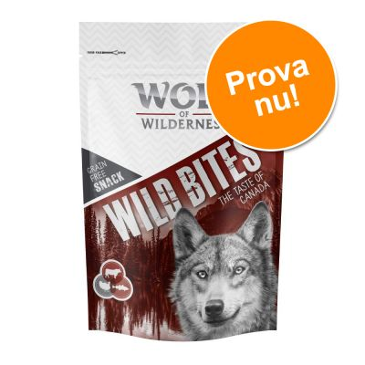 Prova nu! Wolf of Wilderness Wild Bites Snacks 180 g