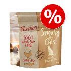 Prova-på-erbjudande: 40 g Purizon Snacks för katter