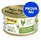 Provpack: GimCat Superfood ShinyCat Duo