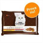 Provpack: Gourmet a la Carte 4 x 85 g