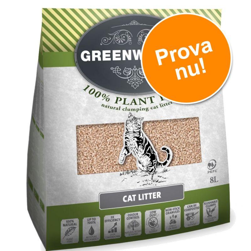 Provpack Greenwoods Plant Fibre
