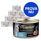 Provpack: Miamor Fine Filets 12 x 100 g