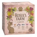 Provpack: Rosie's Farm Adult 4 x 100 g
