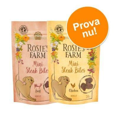 Provpack: Rosie's Farm Mini Steak Bites